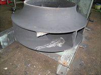 4月8日 焼却炉設備にて