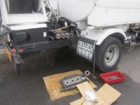 超高圧洗浄車