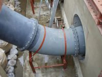 大型鋳鉄管