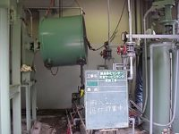 汚泥サービスタンク