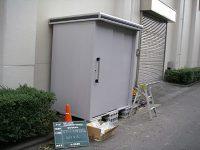 温水洗浄機・配管