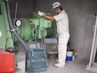 雨水排水ポンプ2