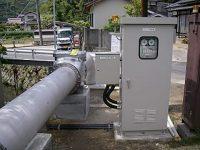 500ミリ排水ポンプ