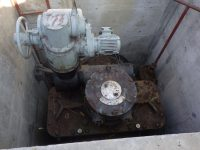電動制水弁取り替え工事